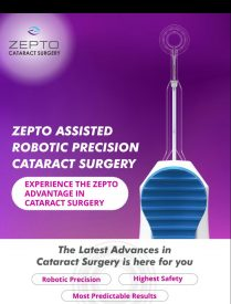 Zepto Assisted Robotic Precision Cataract Surgery